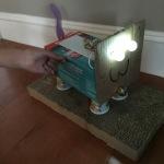 littleBits Playful Pet Lit Up
