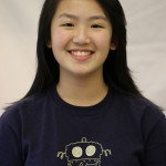 Madison Wong, co-captain of The Parity Bits