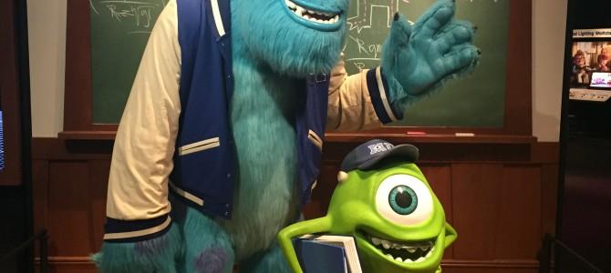 The Science Behind Pixar Exhibit is Movie Magic