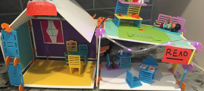 Imagine, Create and Play With Roominate's Construction Toys for Girls