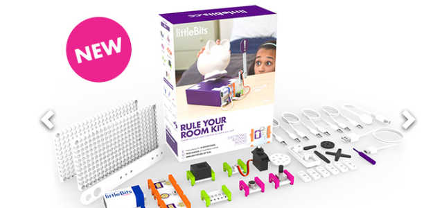 Your Kids Will Rule Their Rooms With littleBits New Invention Kit
