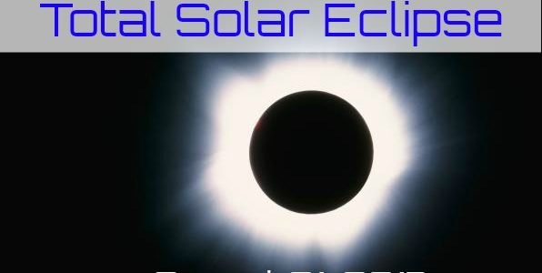 Plan for the American Total Solar Eclipse: August 21, 2017