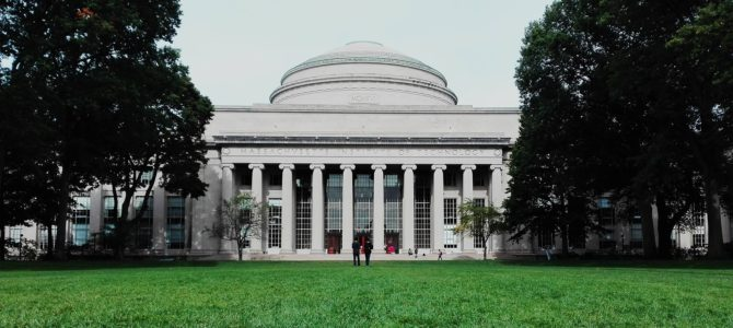 MIT Spark 2018: Classes (STEM & More) for Middle School Students