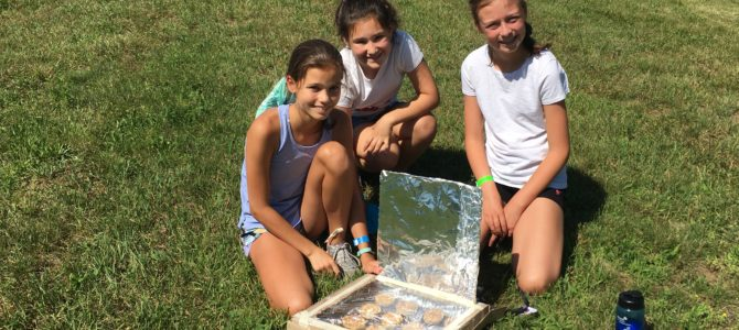 Girl Scouts of Eastern Massachusetts: 2018 STEM-Focused Summer Programs