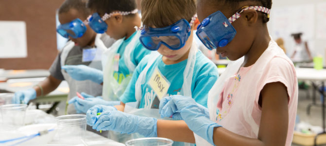 "GlaxoSmithKline Launches 2018 ""Science of Space"" Summer Program"