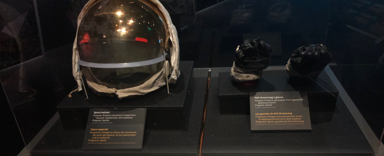 Museum of Science Exhibit: Space: An Out-of-Gravity Experience