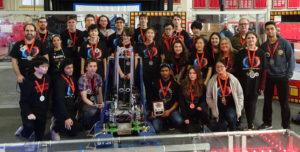 Record Robotics FRC Team 6731