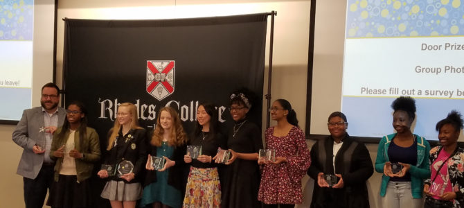 High School Girls: Apply for NCWIT's Aspirations in Computing Award