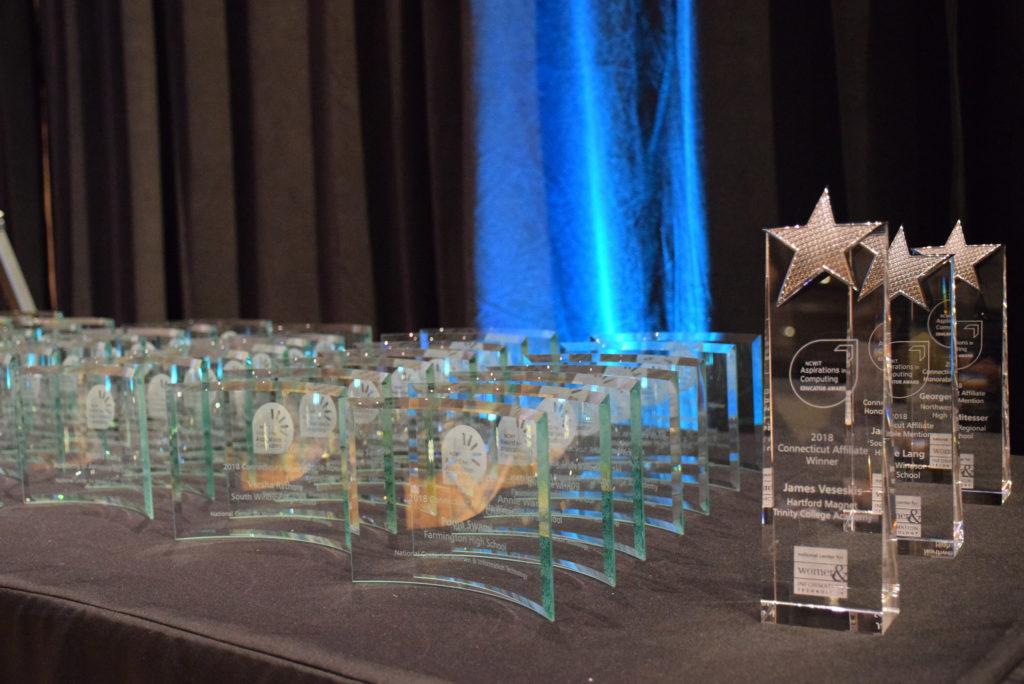 NCWIT Award Plaques