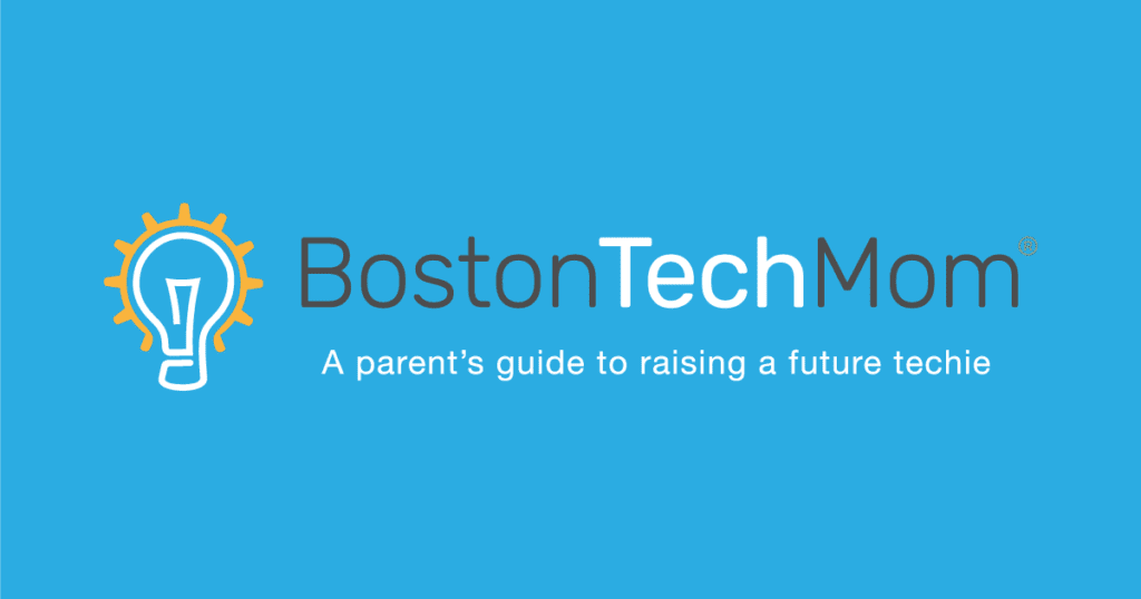 BostonTechMom Logo_blue background