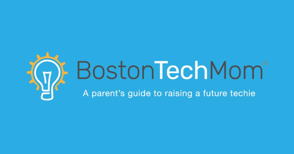 BostonTechMom Logo_blue background