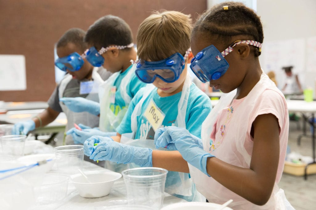 GSK Science in the Summer