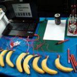 Makey Makey Banana Piano