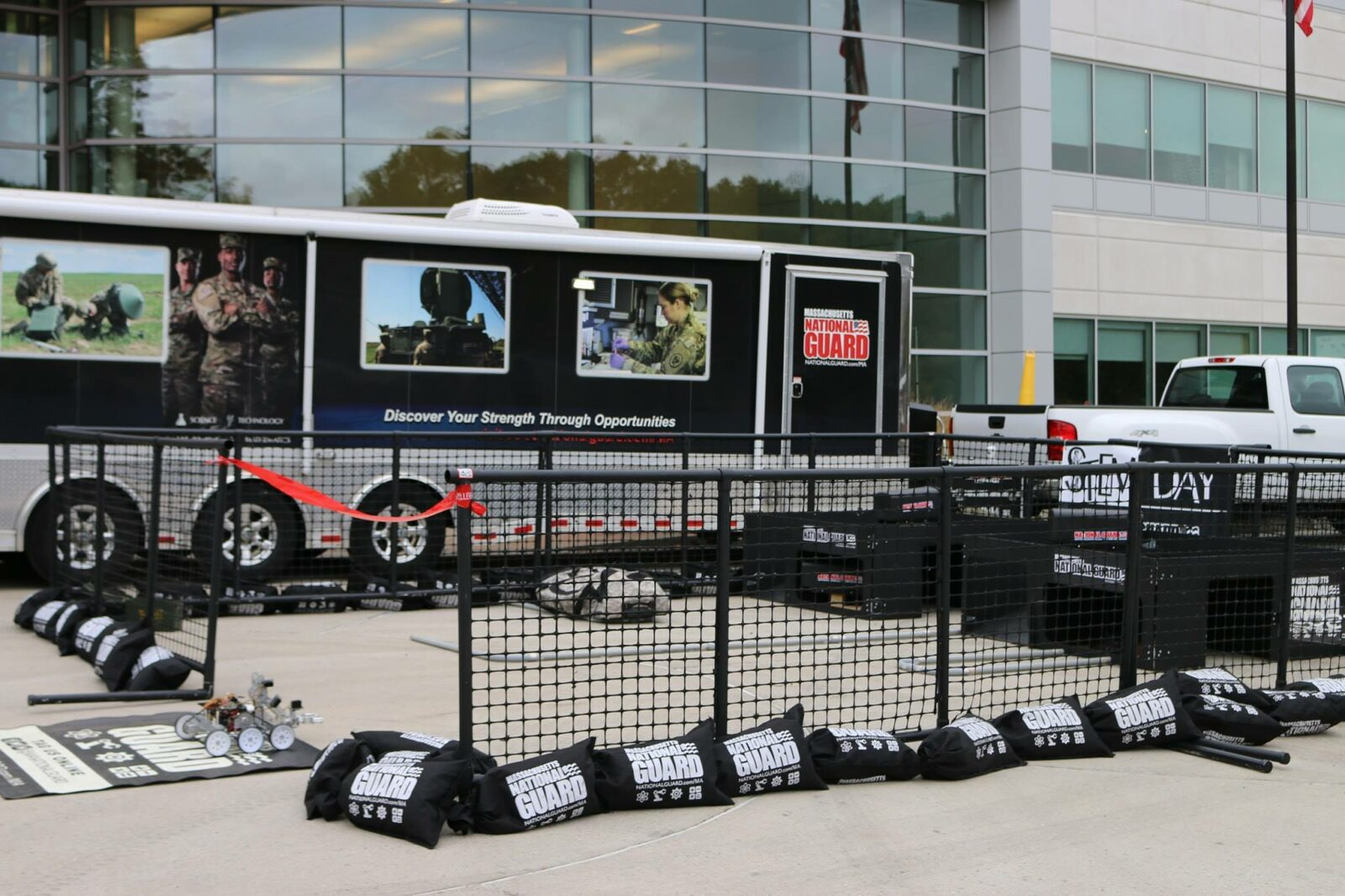 Massachusetts National Guard Mobile Robotics Lab