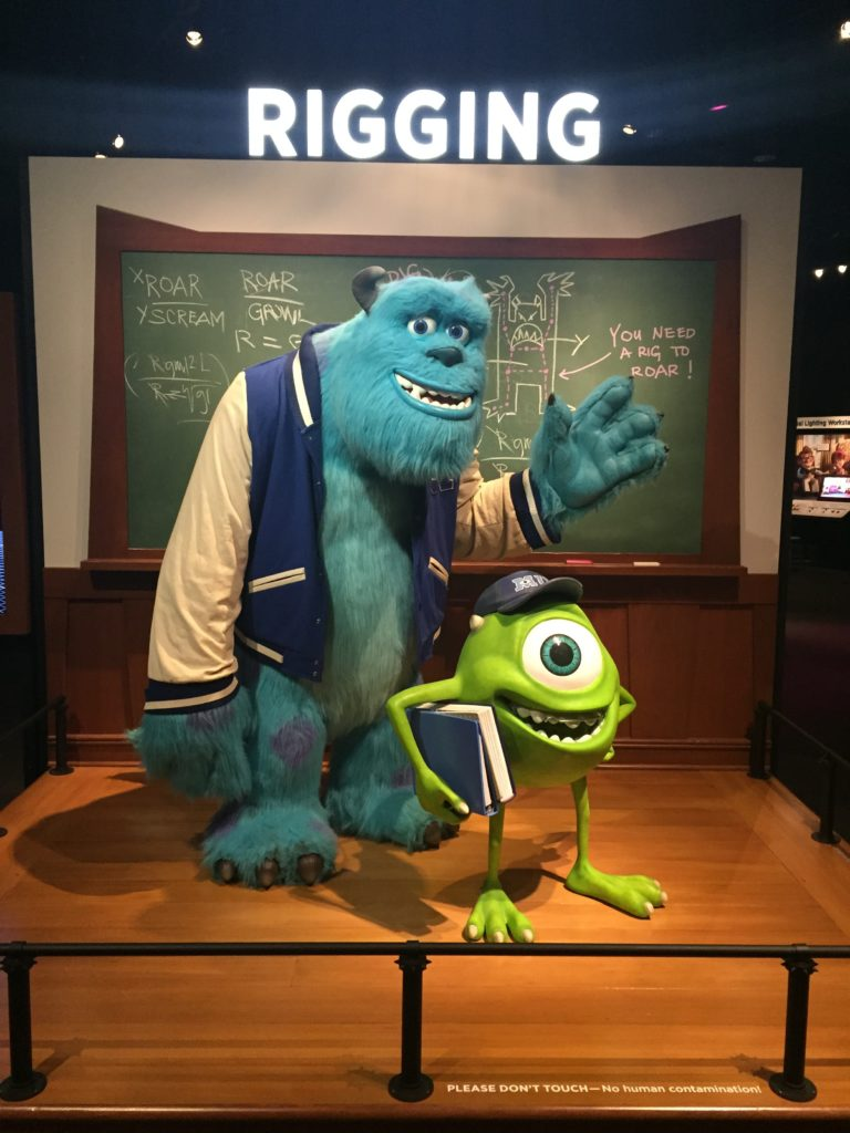 Pixar Rigging