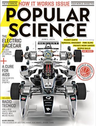 Popular Science (February 2014)