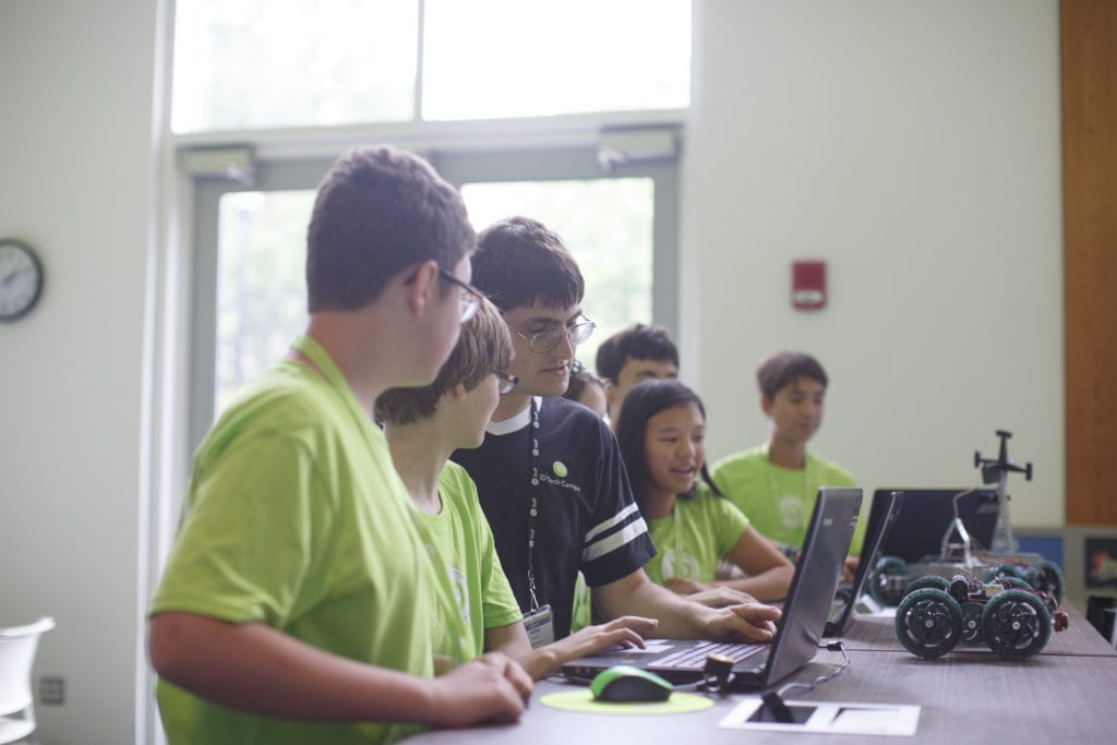 iD Tech summer computer camp