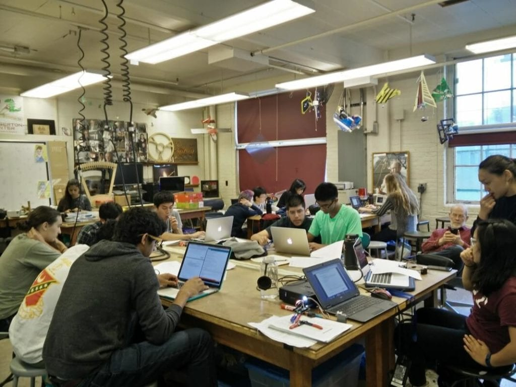 MIT Edgerton Center Makerspace