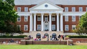University of Maryland McKeldin Library_picture by rainesUMD