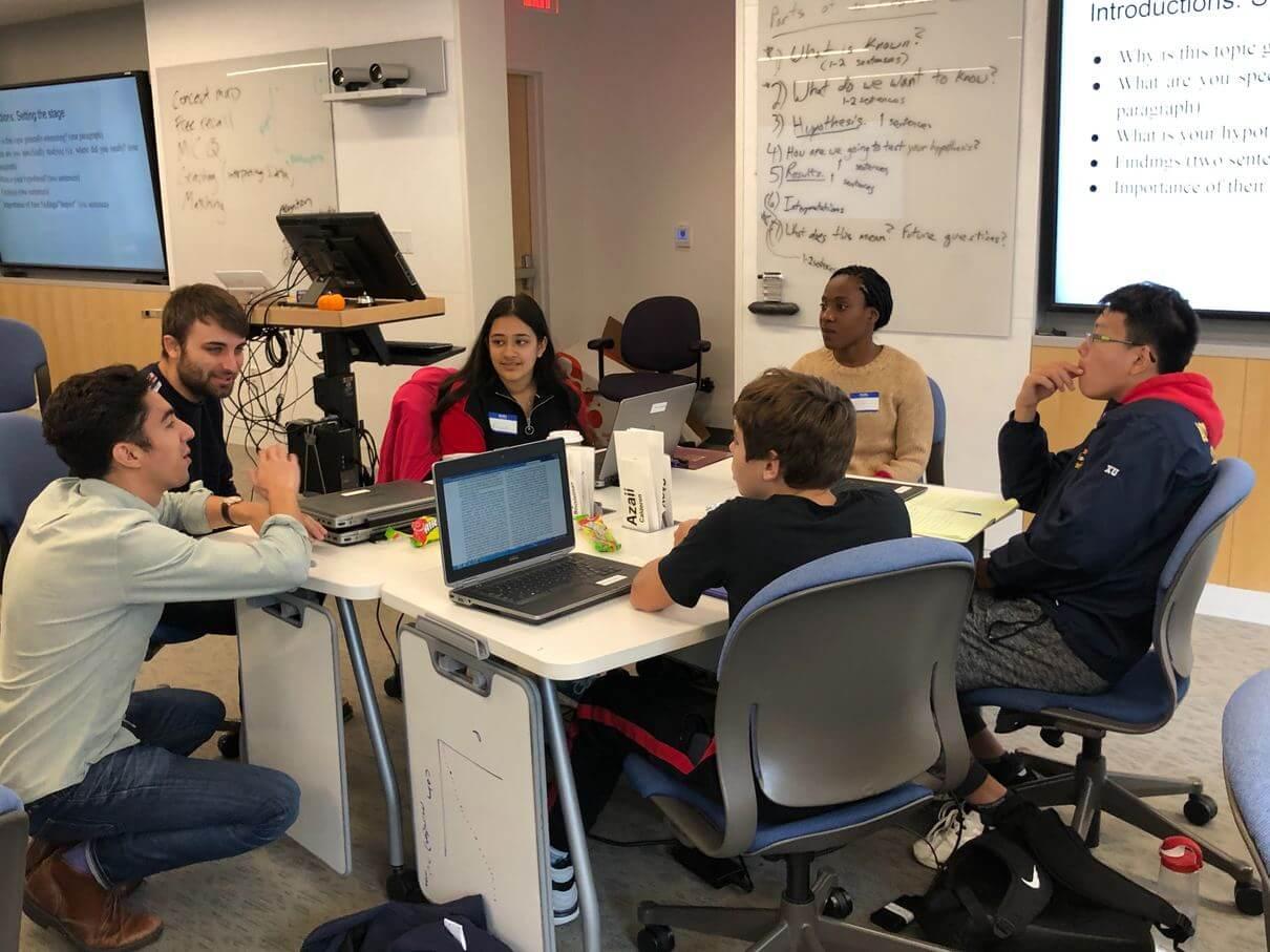 Journal of Emerging Investigators_Student Workshop