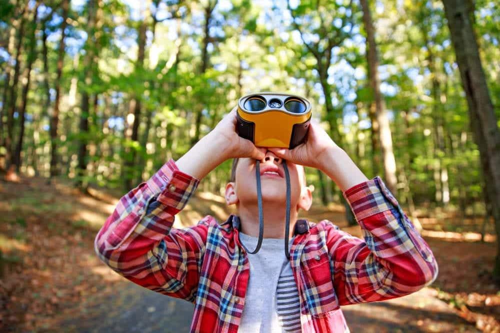 Boy_looks_through_binoculars_outdoors