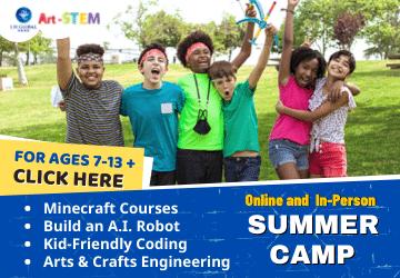 LH Globus Summer Camp Ad
